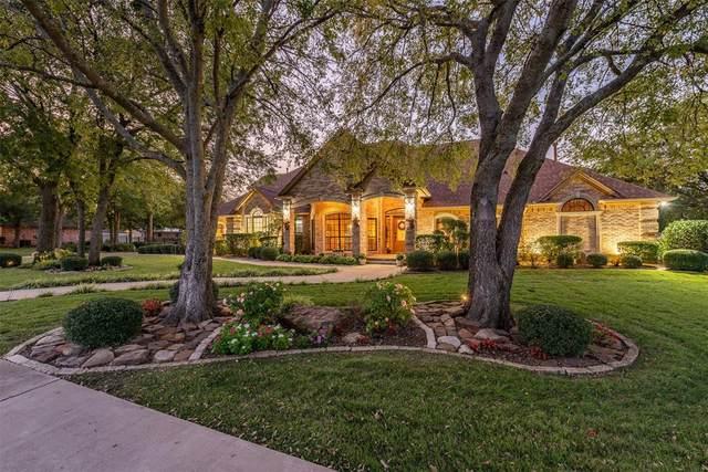 10029 Tantarra Drive, Burleson, TX 76028 (MLS #14438212) :: The Mauelshagen Group