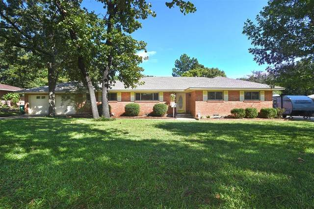 2610 Crestwood Place, Denton, TX 76209 (MLS #14438214) :: Bray Real Estate Group