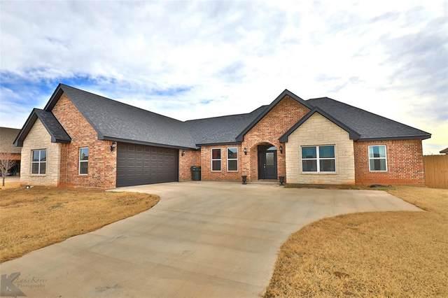 4417 Vista Del Sol., Abilene, TX 79606 (MLS #14438221) :: The Chad Smith Team