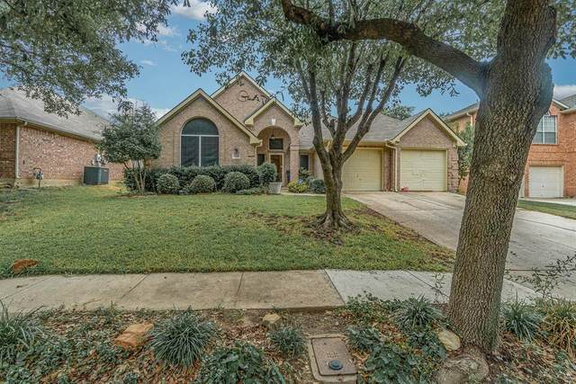 7868 Rogue River Trail, Fort Worth, TX 76137 (MLS #14438236) :: The Heyl Group at Keller Williams