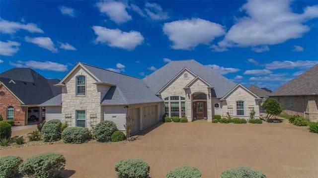 2605 Harborside Drive, Granbury, TX 76048 (MLS #14438257) :: Front Real Estate Co.