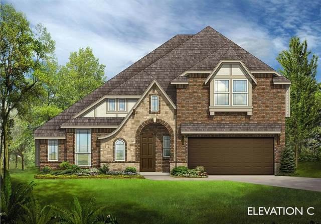 805 Imperial Way, Mansfield, TX 76063 (MLS #14438258) :: North Texas Team | RE/MAX Lifestyle Property