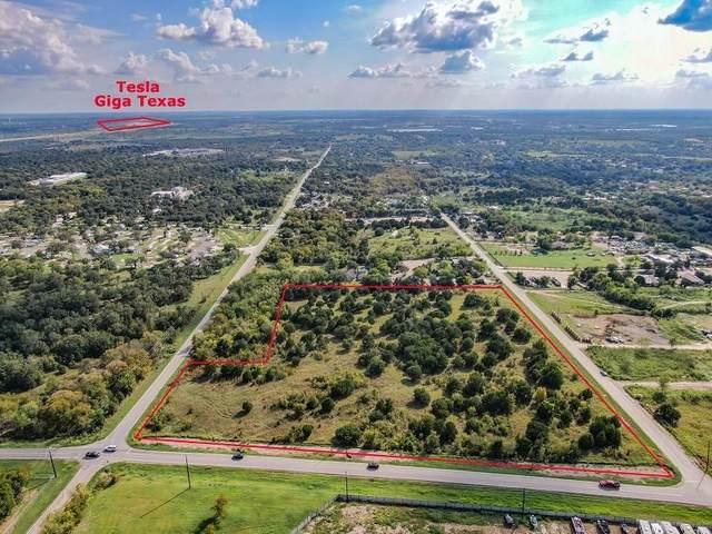 TBD Blue Bluff Road, Austin, TX 78724 (MLS #14438263) :: The Tierny Jordan Network