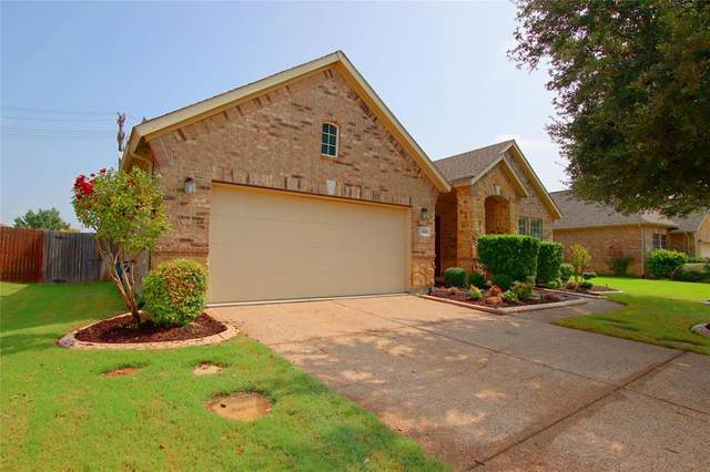 2667 Powderhorn Drive, Little Elm, TX 75068 (MLS #14438267) :: The Mitchell Group