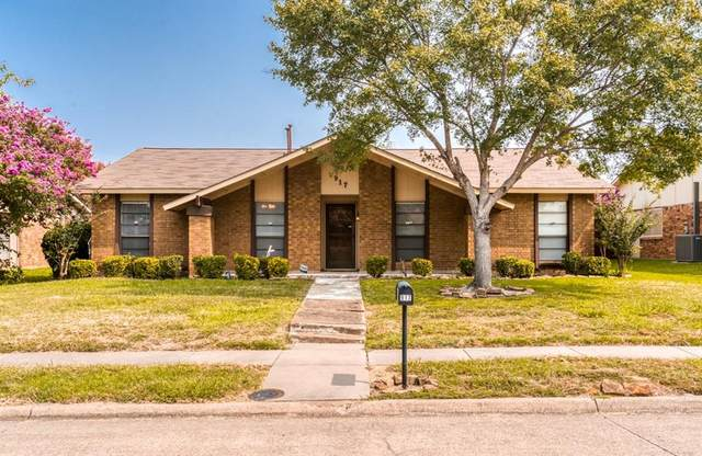917 Grand Teton Drive, Plano, TX 75023 (MLS #14438272) :: Robbins Real Estate Group