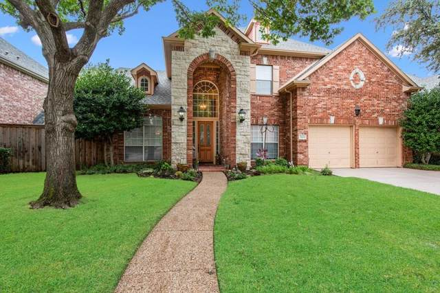 7135 Dogwood Creek Lane, Dallas, TX 75252 (MLS #14438295) :: Team Tiller