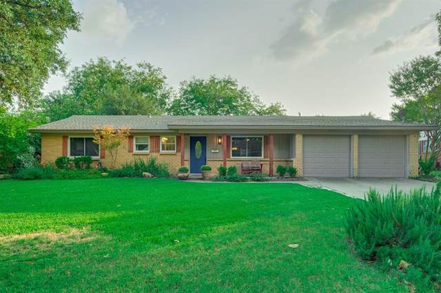 4209 Whitfield Avenue, Fort Worth, TX 76109 (MLS #14438307) :: RE/MAX Landmark