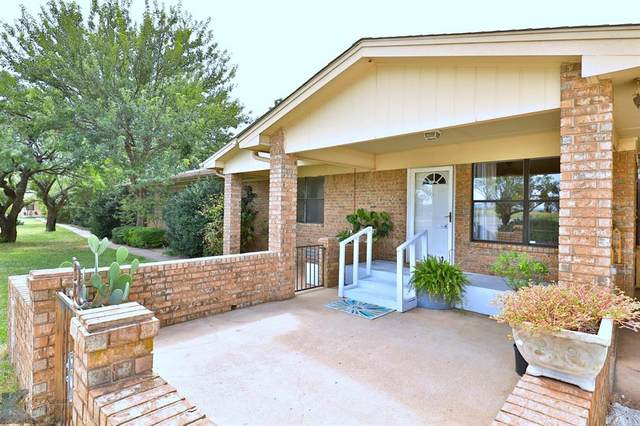 8118 Buffalo Gap Road, Abilene, TX 79606 (MLS #14438313) :: The Chad Smith Team