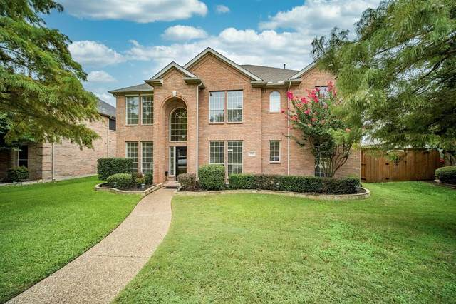 5916 Southmoor Lane, The Colony, TX 75056 (MLS #14438327) :: The Kimberly Davis Group