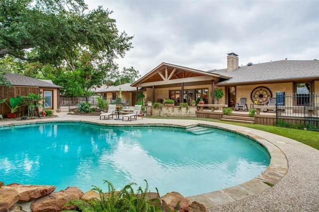 7140 Eudora Drive, Dallas, TX 75230 (MLS #14438361) :: The Mitchell Group