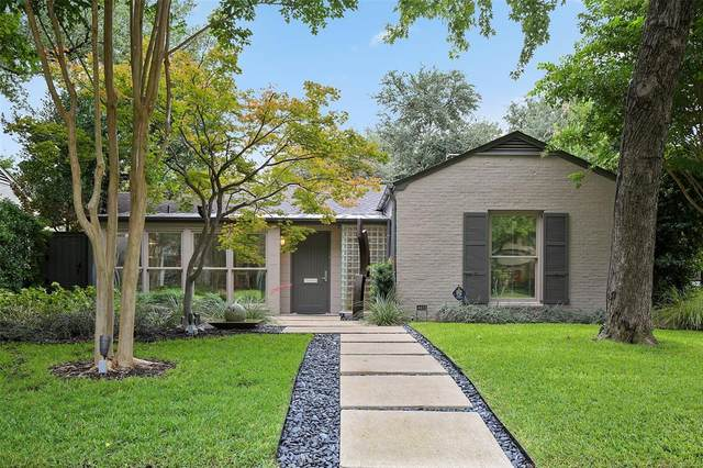 4633 Southern Avenue, Highland Park, TX 75209 (MLS #14438378) :: Team Tiller