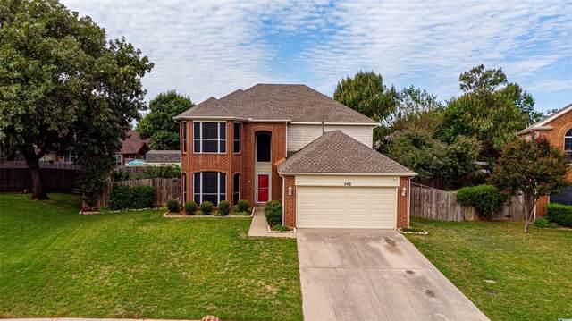 342 Sweet Leaf Lane, Lake Dallas, TX 75065 (MLS #14438387) :: The Chad Smith Team