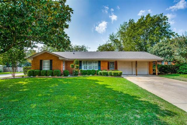 4201 Whitfield Avenue, Fort Worth, TX 76109 (MLS #14438407) :: RE/MAX Landmark