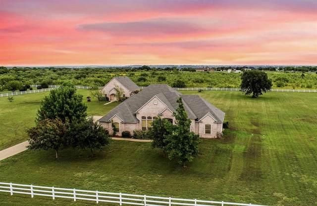 1009 Summerlin Drive, Granbury, TX 76048 (MLS #14438411) :: The Kimberly Davis Group