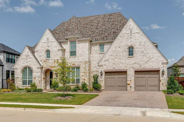 2251 Country Brook Lane, Prosper, TX 75078 (MLS #14438412) :: The Mitchell Group