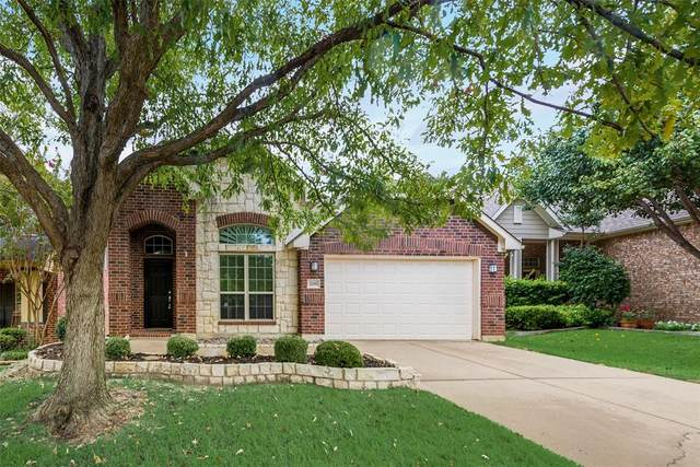 2109 Clubside Drive, Corinth, TX 76210 (MLS #14438418) :: Real Estate By Design