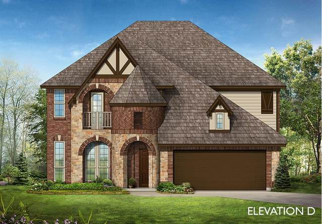 1049 English Oak Drive, Burleson, TX 76028 (MLS #14438425) :: Keller Williams Realty