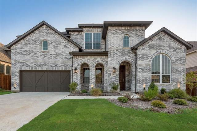 1074 Cabinside Drive, Roanoke, TX 76262 (MLS #14438451) :: The Mitchell Group
