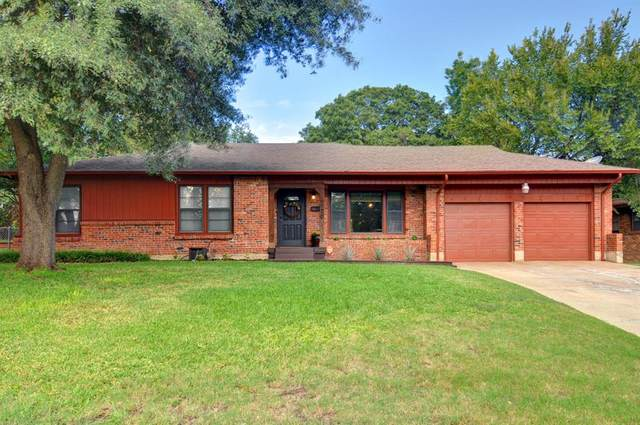4120 Rothington Road, Fort Worth, TX 76116 (MLS #14438476) :: RE/MAX Landmark