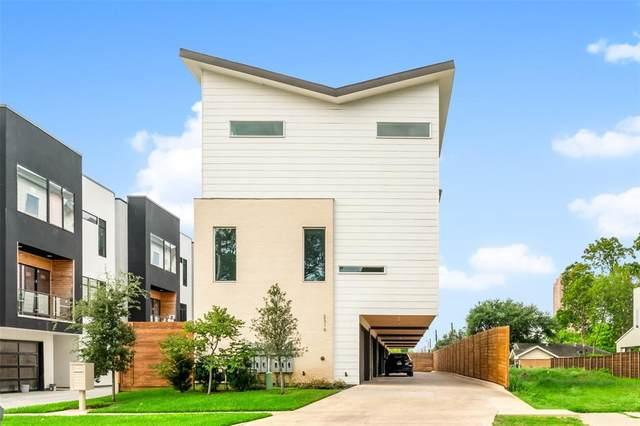 2319 Kirby Street, Dallas, TX 75204 (MLS #14438497) :: The Heyl Group at Keller Williams