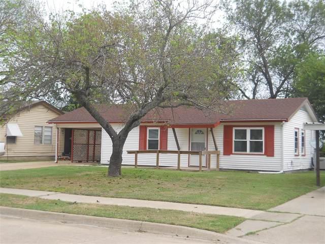 112 Highland Drive, Ennis, TX 75119 (MLS #14438509) :: RE/MAX Landmark