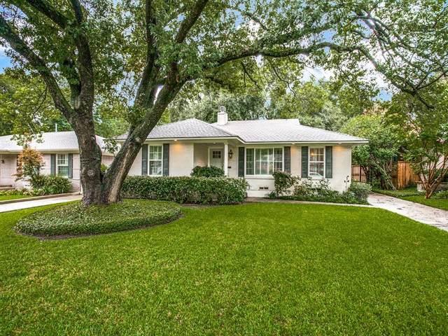 6422 Dunstan Lane, Dallas, TX 75214 (MLS #14438524) :: Robbins Real Estate Group