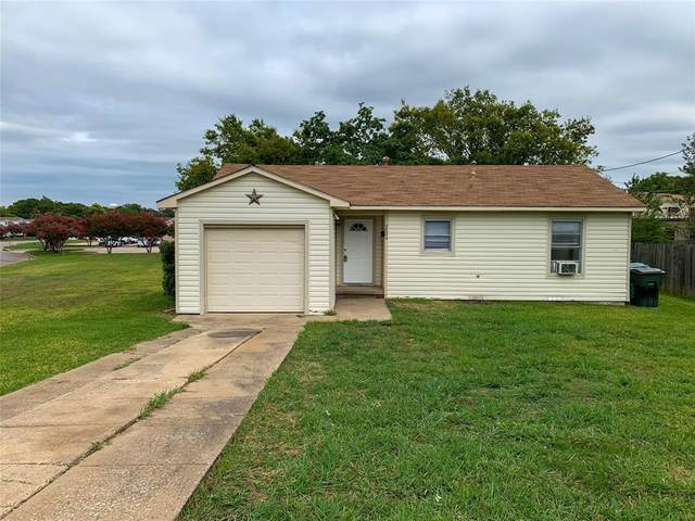 2509 N Hickory Street, Sherman, TX 75092 (MLS #14438525) :: Team Tiller
