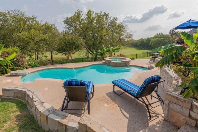 6020 Iron Horse Drive, North Richland Hills, TX 76148 (MLS #14438540) :: The Kimberly Davis Group