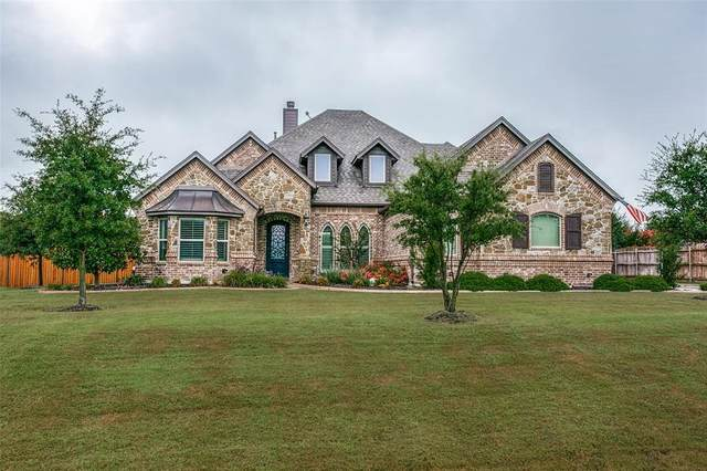 1141 Durango Springs Drive, Fort Worth, TX 76052 (MLS #14438543) :: The Heyl Group at Keller Williams