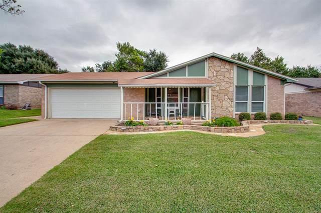 3116 Whisperwood Lane, Bedford, TX 76021 (MLS #14438568) :: The Mauelshagen Group