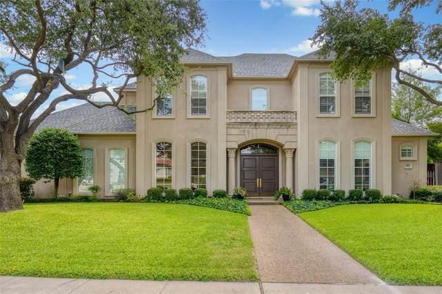 3000 Vinson Lane, Plano, TX 75093 (MLS #14438570) :: The Heyl Group at Keller Williams