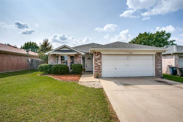 7917 Buttonwood Drive, Fort Worth, TX 76137 (MLS #14438577) :: Bray Real Estate Group