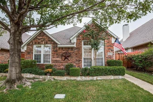 8620 Forest Glen Drive, Irving, TX 75063 (MLS #14438604) :: Team Tiller