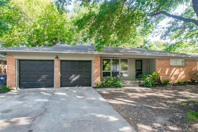 1302 Linden Drive, Denton, TX 76201 (MLS #14438611) :: The Paula Jones Team | RE/MAX of Abilene