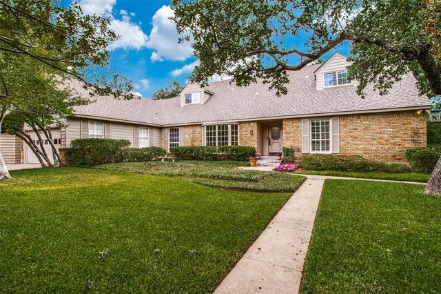 6846 Greenwich Lane, Dallas, TX 75230 (MLS #14438615) :: Front Real Estate Co.