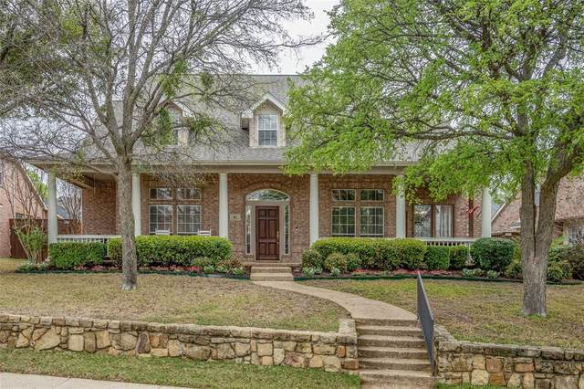 962 Hummingbird Drive, Coppell, TX 75019 (MLS #14438617) :: All Cities USA Realty