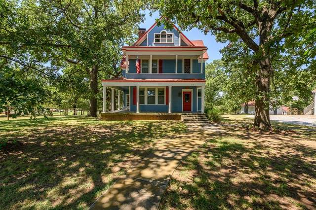 512 Mcfarland Street, Pilot Point, TX 76258 (MLS #14438618) :: Team Hodnett