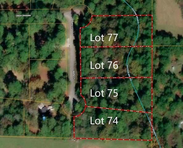 Lot 74 Maple Court, Magnolia, TX 77355 (MLS #14438656) :: The Tierny Jordan Network