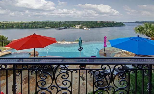 80 Oyster Bay Court, Possum Kingdom Lake, TX 76449 (MLS #14438660) :: The Kimberly Davis Group