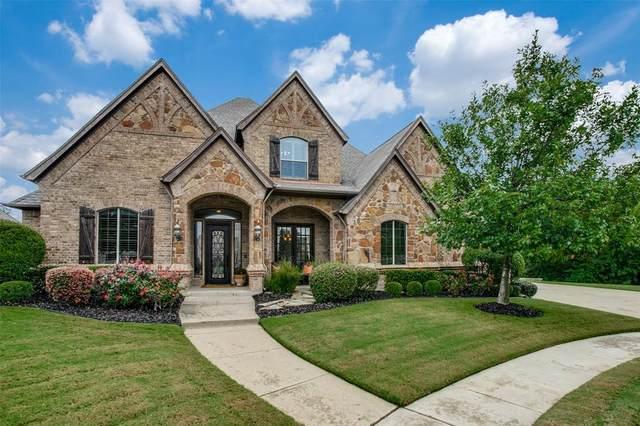 8109 Camino Drive, North Richland Hills, TX 76182 (MLS #14438668) :: NewHomePrograms.com LLC