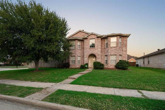 926 Thistle Circle, Allen, TX 75002 (MLS #14438689) :: The Kimberly Davis Group