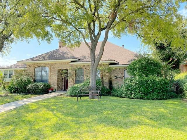3005 Club Hill Drive, Garland, TX 75043 (MLS #14438699) :: The Juli Black Team
