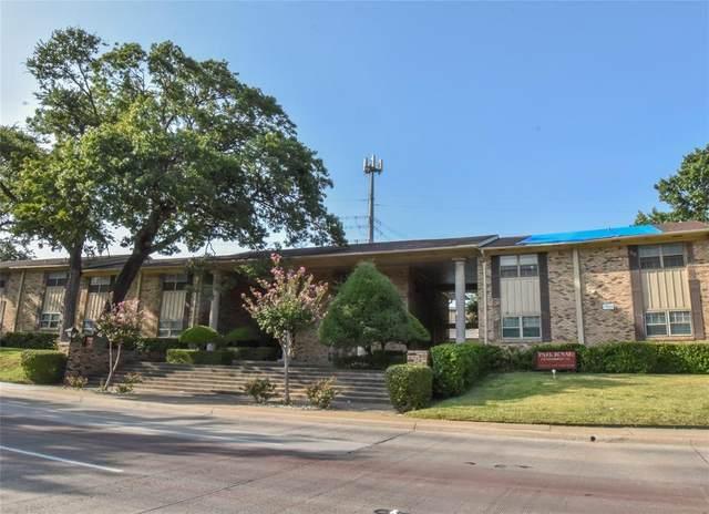 7929 Royal Lane #206, Dallas, TX 75230 (MLS #14438704) :: The Mitchell Group