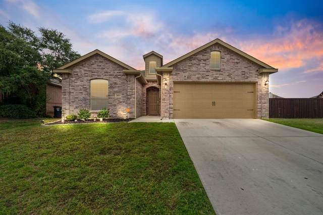 2013 Belshire Court, Fort Worth, TX 76140 (MLS #14438718) :: The Heyl Group at Keller Williams