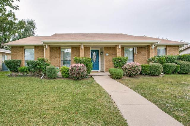 3349 Sam Rayburn Run, Carrollton, TX 75007 (MLS #14438722) :: RE/MAX Pinnacle Group REALTORS