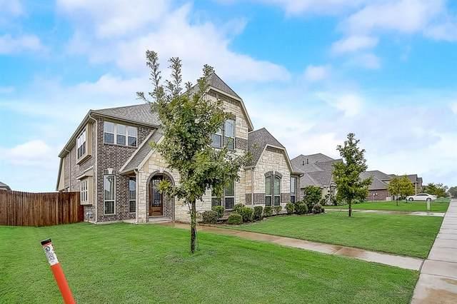 1108 Dover Place, Desoto, TX 75115 (MLS #14438725) :: RE/MAX Pinnacle Group REALTORS
