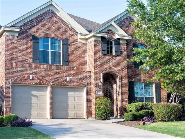 5421 Binbranch Lane, Mckinney, TX 75071 (MLS #14438732) :: Front Real Estate Co.