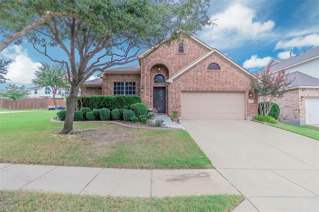 4901 Cliburn Drive, Fort Worth, TX 76244 (MLS #14438734) :: Bray Real Estate Group