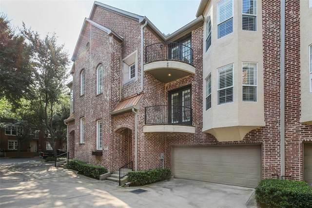 3967 Travis Street, Dallas, TX 75204 (MLS #14438752) :: Trinity Premier Properties