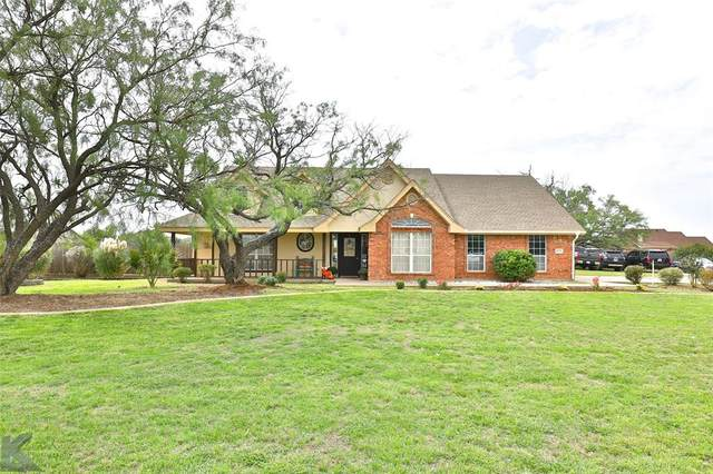 173 Handsome Jack Road, Abilene, TX 79602 (MLS #14438766) :: The Heyl Group at Keller Williams